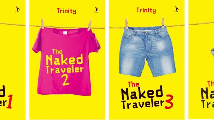 "Buku ""The Naked Traveler"" Republish"