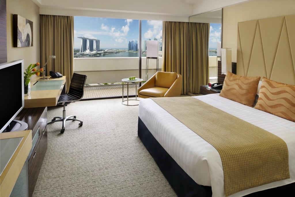 Premier Room @ Marina Mandarin Hotel