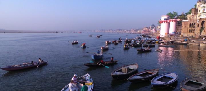 Sungai Gangga yang bersih