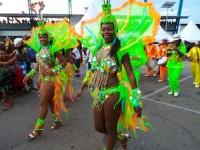 Seksinya Karnaval di Seychelles!