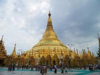 Hepi-hepi di Yangon