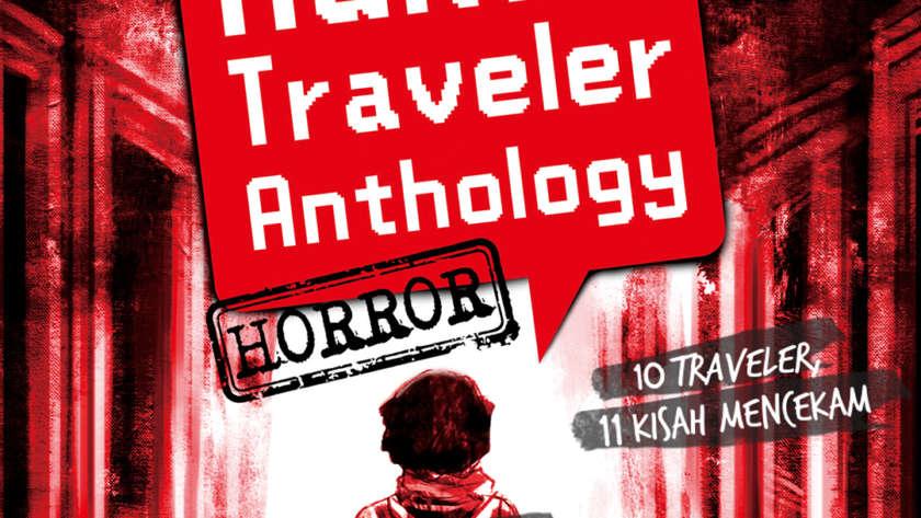 [Buku Baru] The Naked Traveler Anthology: Horror
