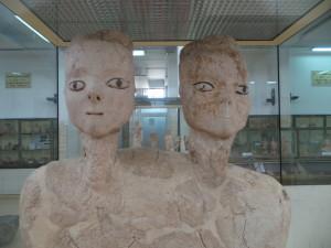 Patung Ain Ghazal sejak 8000-6000 SM