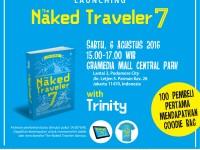 Launching #TNT7 6 Agustus!