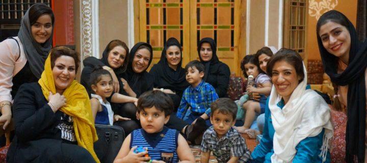 Berjilbab di Iran