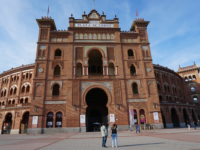 Wisata dan makan enak di Madrid