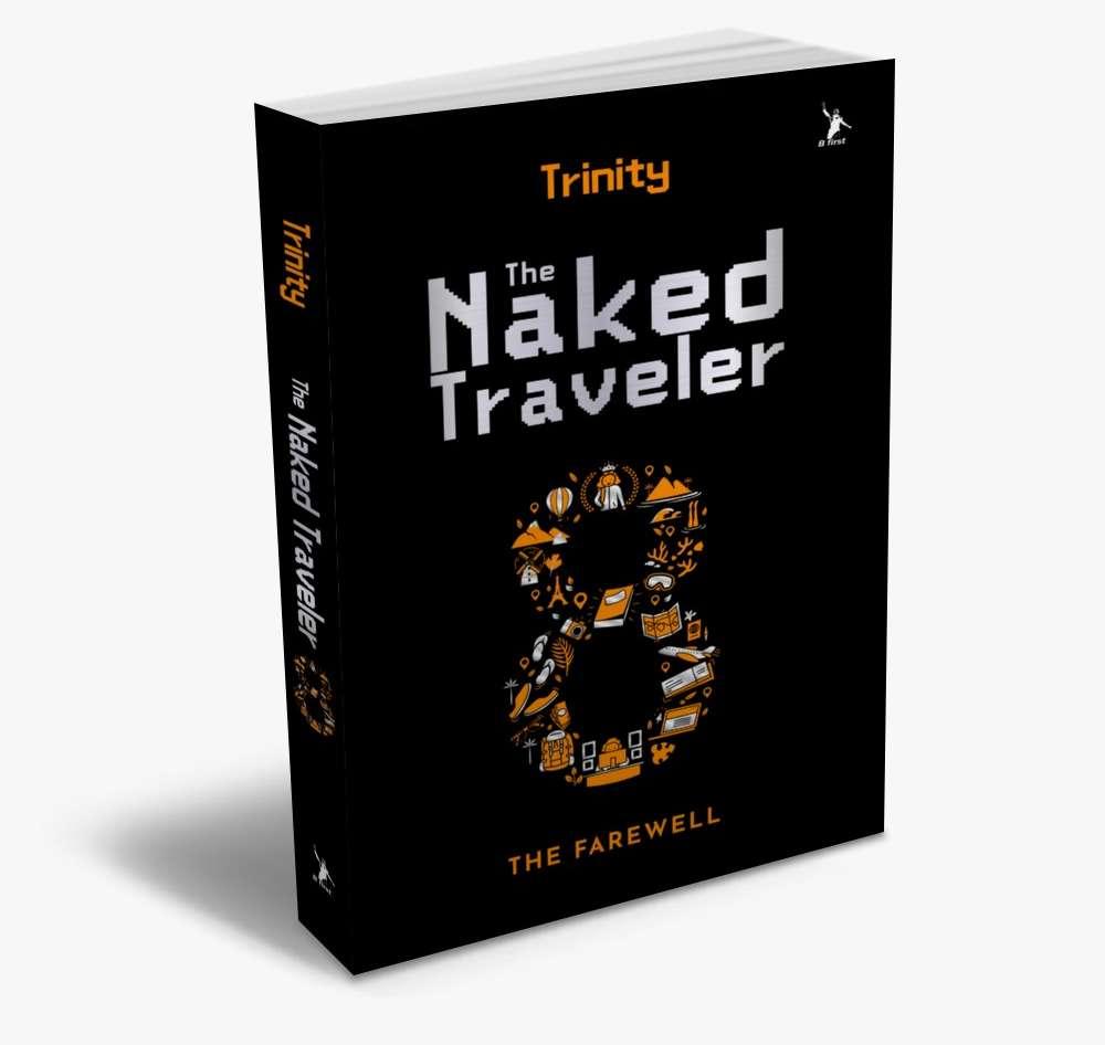 [Buku baru] The Naked Traveler 8: The Farewell