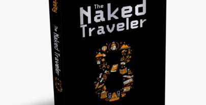 [Buku baru] The Naked Traveler 8: The Farewell