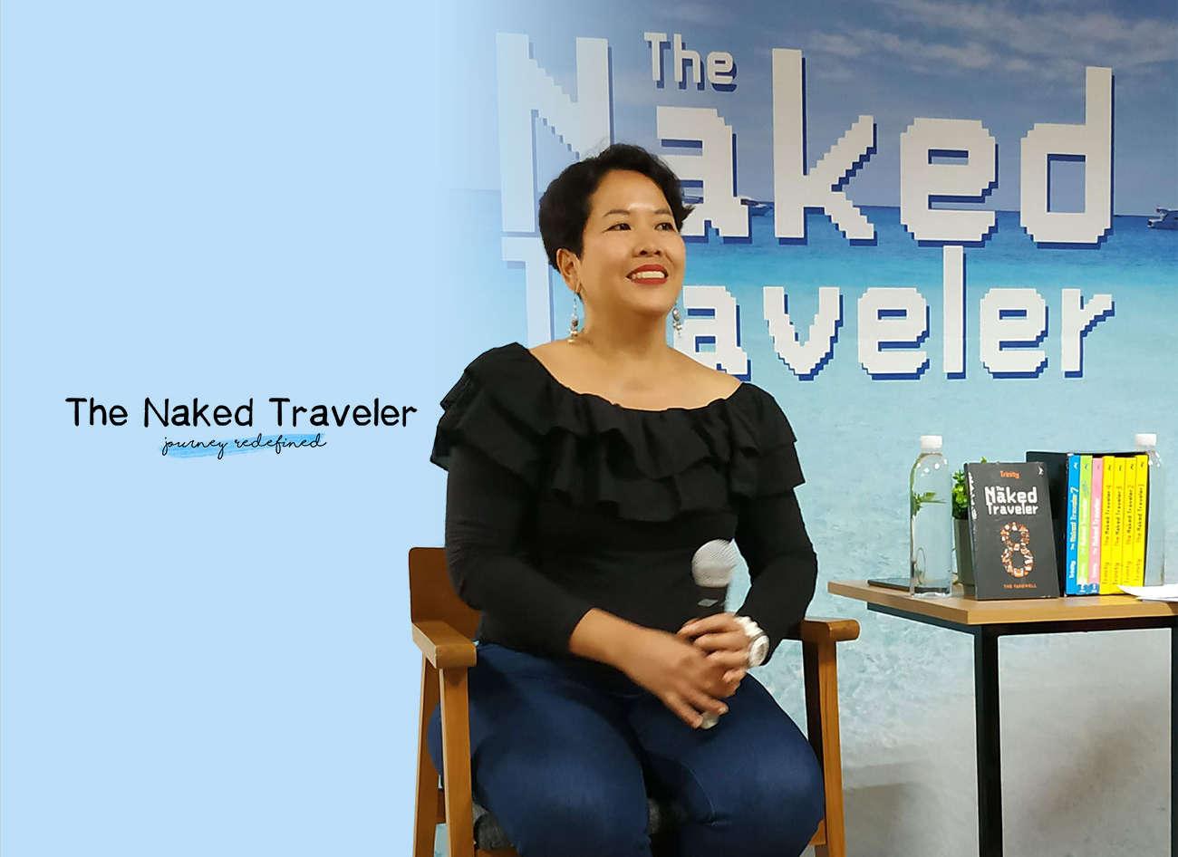 The Naked Traveler: Journey Redefined