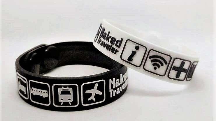 Travel Language Wristband