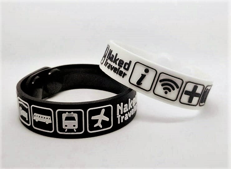 Travel Language Wristband