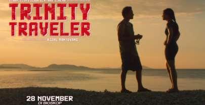 [Tayang Hari Ini] Film Trinity Traveler
