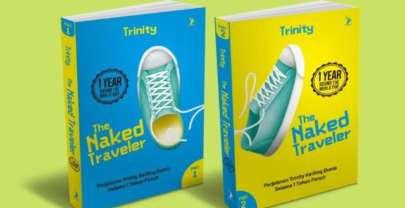 [Buku baru] The Naked Traveler: 1 Year Round-the-World Trip