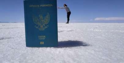 NEGARA BEBAS VISA UNTUK PASPOR INDONESIA